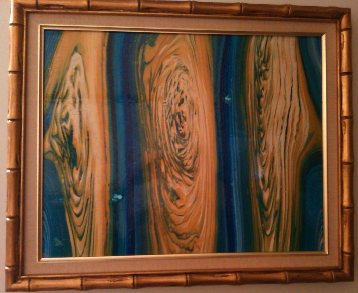 16x20 GC #99 8-4-18 framed