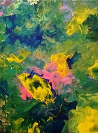 9x12 on canvas panel #93 6-30-18